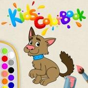 Kids Color Book