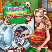 Mommy Washing Toys